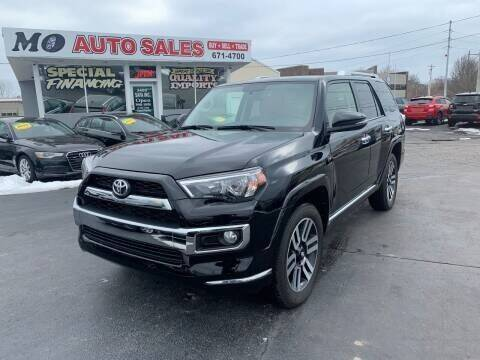 2018 Toyota 4Runner for sale at Mo Auto Sales in Fairfield OH