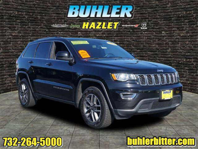 2019 Jeep Grand Cherokee for sale at Buhler and Bitter Chrysler Jeep in Hazlet NJ
