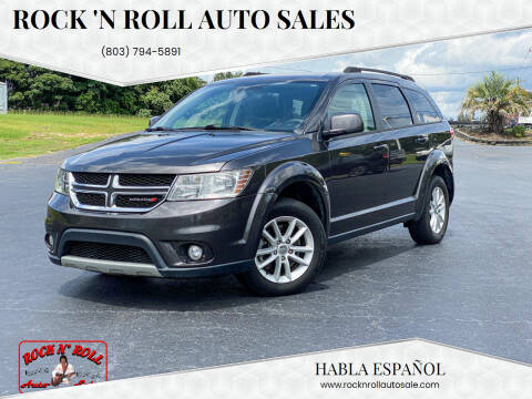 2016 Dodge Journey for sale at Rock 'n Roll Auto Sales in West Columbia SC