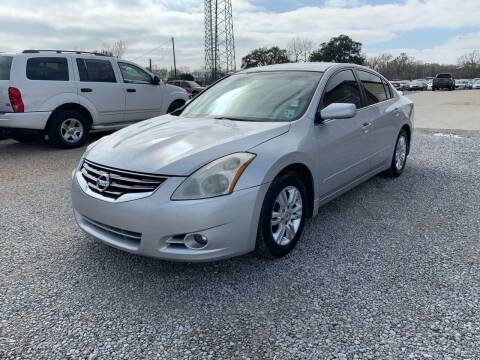 2012 Nissan Altima for sale at Bayou Motors Inc in Houma LA