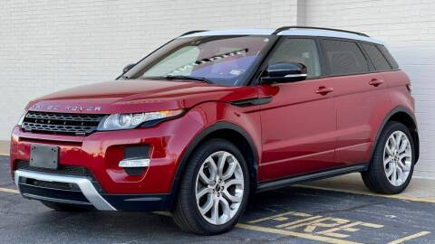 2012 Land Rover Range Rover Evoque for sale at Carland Auto Sales INC. in Portsmouth VA