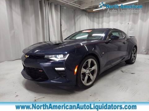 2016 Chevrolet Camaro for sale at North American Auto Liquidators in Essington PA