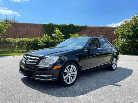 2014 Mercedes-Benz C-Class for sale at RoadLink Auto Sales in Greensboro NC