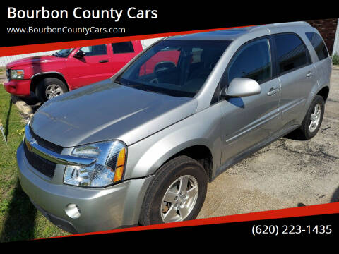 2008 Chevrolet Equinox for sale at Bourbon County Cars in Fort Scott KS