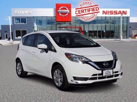 2018 Nissan Versa Note for sale at EMPIRE LAKEWOOD NISSAN in Lakewood CO