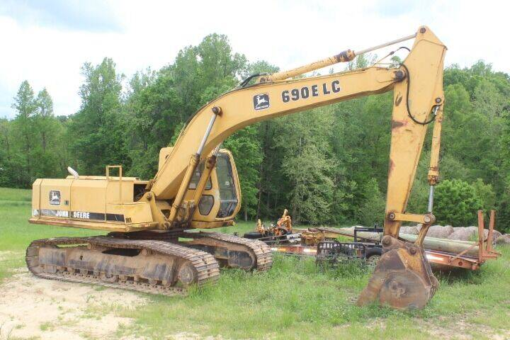 1998 John Deere 690 ELC for sale at Vehicle Network - Joe's Tractor Sales in Thomasville NC