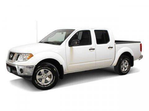2009 Nissan Frontier for sale at DAVID McDAVID HONDA OF IRVING in Irving TX