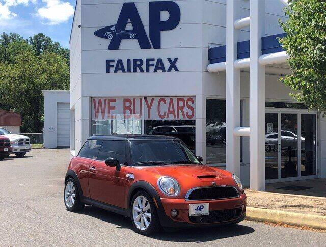 2011 MINI Cooper for sale at AP Fairfax in Fairfax VA