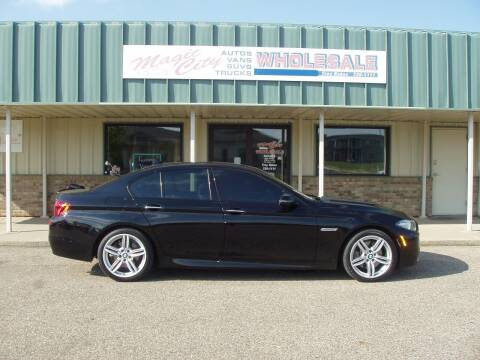 2015 BMW 5 Series for sale at Magic City Wholesale in Minot ND