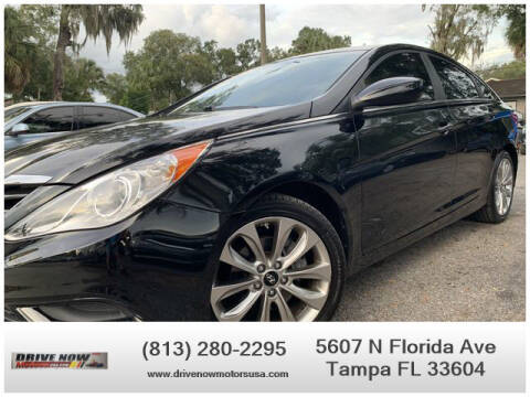 2011 Hyundai Sonata for sale at Drive Now Motors USA in Tampa FL