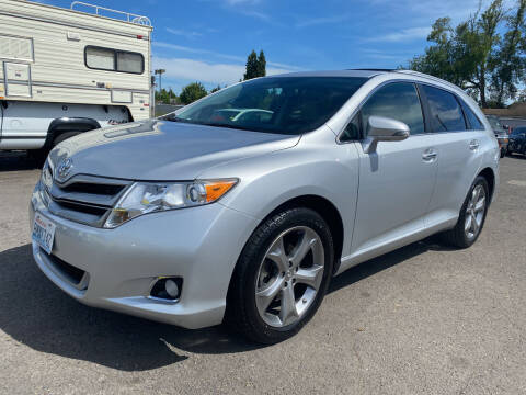 2013 Toyota Venza for sale at Universal Auto Inc in Salem OR
