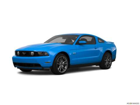2011 Ford Mustang for sale at Bald Hill Kia in Warwick RI