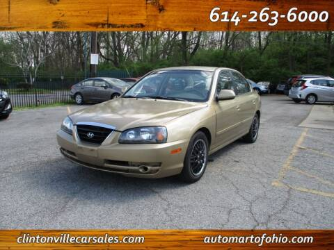 2006 Hyundai Elantra for sale at Clintonville Car Sales - AutoMart of Ohio in Columbus OH