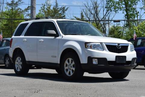 2008 Mazda Tribute for sale at GREENPORT AUTO in Hudson NY