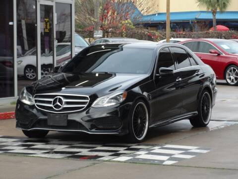2014 Mercedes-Benz E-Class for sale at Drive Town in Houston TX