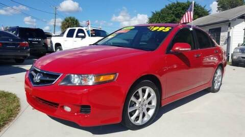 2008 Acura TSX for sale at GP Auto Connection Group in Haines City FL
