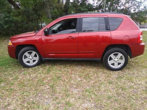2010 Jeep Compass for sale at Royal Auto Mart in Tampa FL