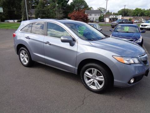 2014 Acura RDX for sale at BETTER BUYS AUTO INC in East Windsor CT