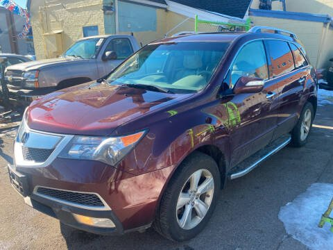 2011 Acura MDX for sale at Polonia Auto Sales and Service in Hyde Park MA