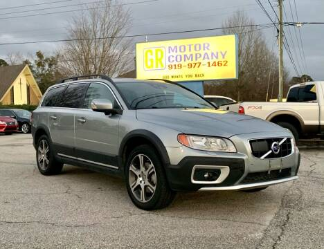 2012 Volvo XC70 for sale at GR Motor Company in Garner NC