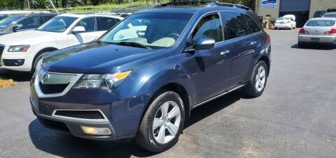 2010 Acura MDX for sale at GA Auto IMPORTS  LLC in Buford GA