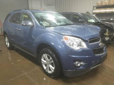 2012 Chevrolet Equinox for sale at Varco Motors LLC - Builders in Denison KS