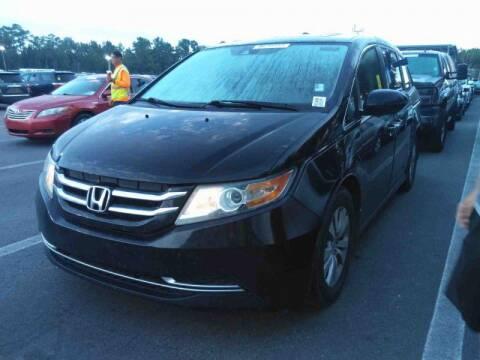 2014 Honda Odyssey for sale at Klassic Cars in Lilburn GA