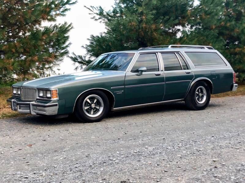 1981 Pontiac Safari for sale at McQueen Classics in Lewes DE