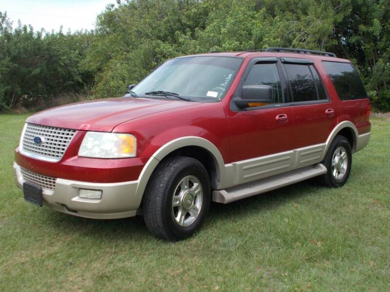 2006 Ford Expedition for sale at M & M AUTO BROKERS INC in Okeechobee FL