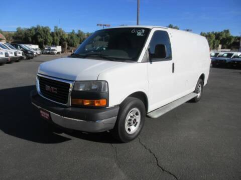 2014 GMC Savana Cargo for sale at Norco Truck Center in Norco CA