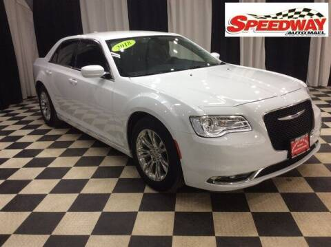 2018 Chrysler 300 for sale at SPEEDWAY AUTO MALL INC in Machesney Park IL