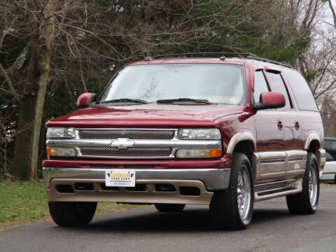 2004 Chevrolet Suburban for sale at Loudoun Used Cars in Leesburg VA