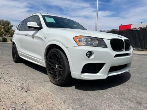 2014 BMW X3 for sale at Boktor Motors in Las Vegas NV