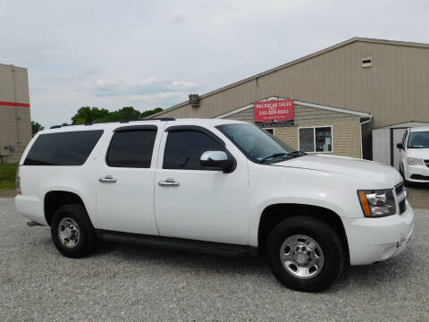2007 Chevrolet Suburban for sale at Macrocar Sales Inc in Akron OH
