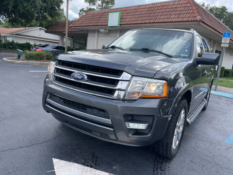 2017 Ford Expedition for sale at Elite Florida Cars in Tavares FL