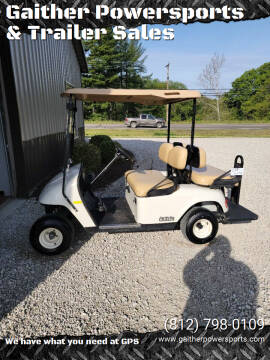 2011 E-Z-GO 4 seat for sale at Gaither Powersports & Trailer Sales in Linton IN