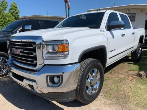 2018 GMC Sierra 2500HD for sale at Lumpy's Auto Sales in Oklahoma City OK