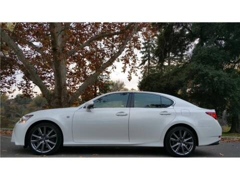 2013 Lexus GS 350 for sale at KARS R US in Modesto CA