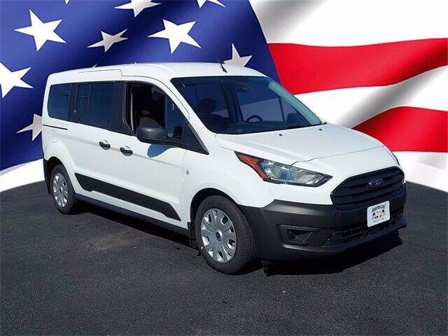 2021 Ford Transit Connect Wagon for sale at Gentilini Motors in Woodbine NJ