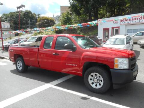 2011 Chevrolet Silverado 1500 for sale at Ricciardi Auto Sales in Waterbury CT