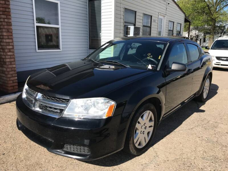 2012 Dodge Avenger for sale at Pep Auto Sales in Goshen IN