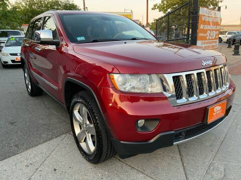 2012 Jeep Grand Cherokee for sale at TOP SHELF AUTOMOTIVE in Newark NJ