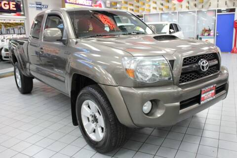 2011 Toyota Tacoma for sale at Windy City Motors in Chicago IL