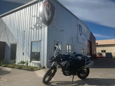2017 BMW F800GS Adventure for sale at Barrett Bikes LLC in San Juan TX