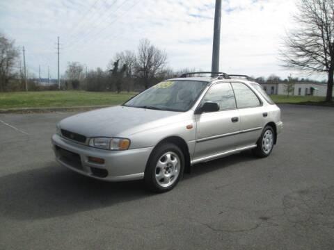 1999 Subaru Impreza for sale at Unique Auto Brokers in Kingsport TN