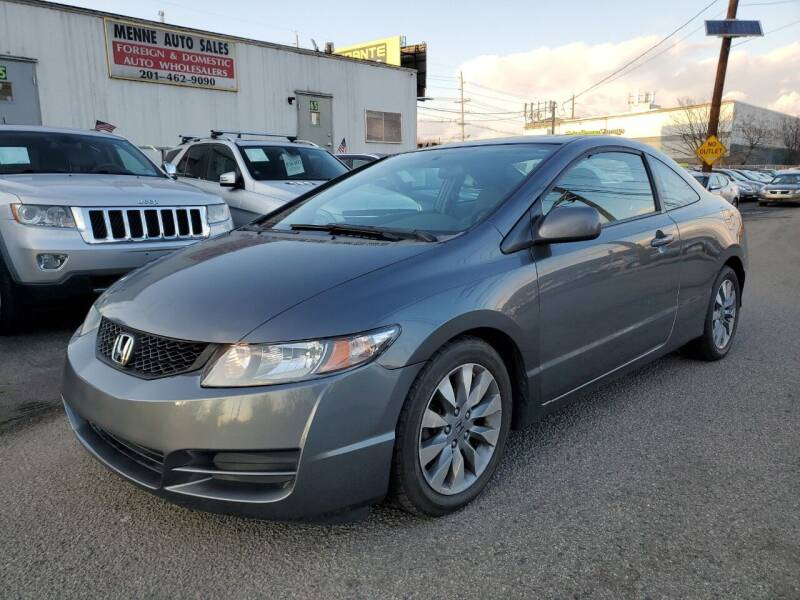 2009 Honda Civic for sale at MENNE AUTO SALES in Hasbrouck Heights NJ