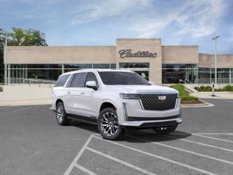 2021 Cadillac Escalade ESV for sale at Capital Cadillac of Atlanta New Cars in Smyrna GA
