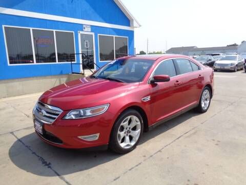 2011 Ford Taurus for sale at America Auto Inc in South Sioux City NE