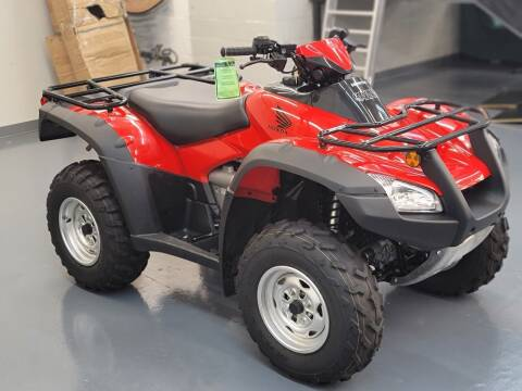 2021 Honda RINCON TRX680FA5 for sale at Honda West in Dickinson ND