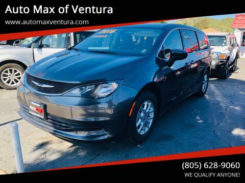2017 Chrysler Pacifica for sale at Auto Max of Ventura in Ventura CA